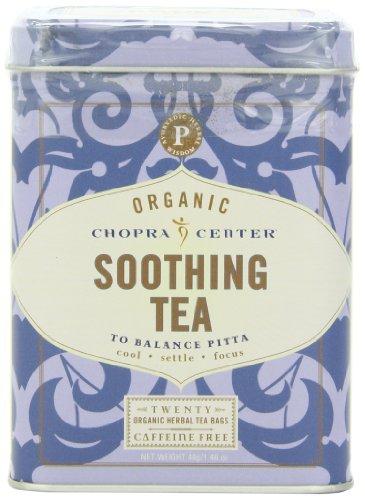 Chopra Center Organic Herbal Tea  Soothing  20 Tea Bags