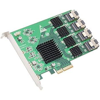 Amazon com: LSI Logic SAS 9207-8i Storage Controller