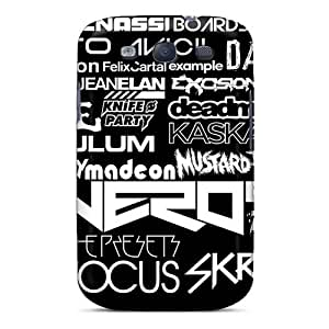 Bumper Hard Phone Cases For Samsung Galaxy S3 With Customized Fashion Linkin Park Series AlissaDubois