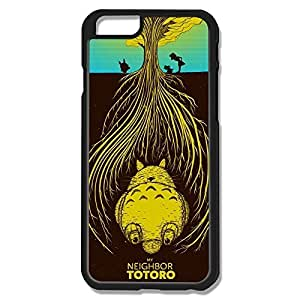 Lovely Safe Slide Sleepy Totoro Case Cover For Ipod Touch 4 Cover
