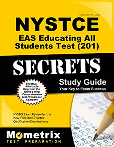 nystce eas educating all students test 201 secrets study guide rh amazon com Math Study Guide Test Paper