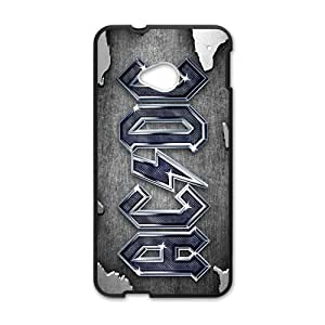 AC.DC.Black Ice Cell Phone Case for HTC One M7