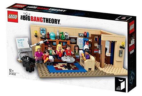 レゴ アイデア#010 ザビックバンセオリー 21302 [並行輸入品]   B01110IGO4
