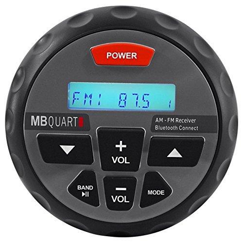 Mb Quart Amps - 5
