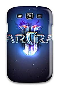 Awesome Starcraft Flip Case With Fashion Design For Galaxy S3