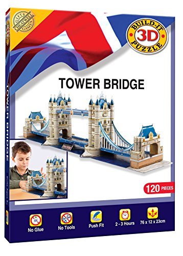 Tower Bridge en 3D à construire