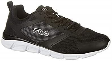 7c9831465 Fila Men s Memory Foam SteelSprint Athletic Shoes (Black