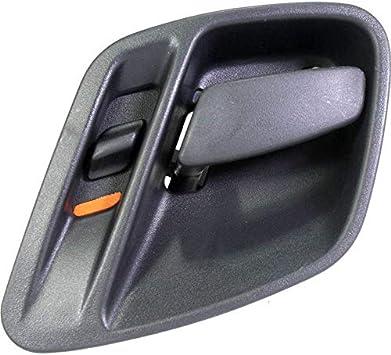 Interior Door Handle For 99-2004 Jeep Grand Cherokee Front or Rear Driver Black