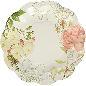 flower paper plates  sc 1 st  Best resumes and templates for your business - Minimalistics & flower paper plates - Physic.minimalistics.co