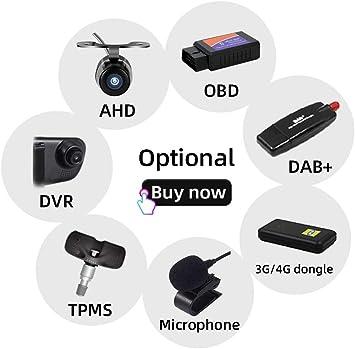 cable / adaptador / tarjeta sd con archivo actualizado / tarjeta de mapa, etc.: Amazon.es: Electrónica