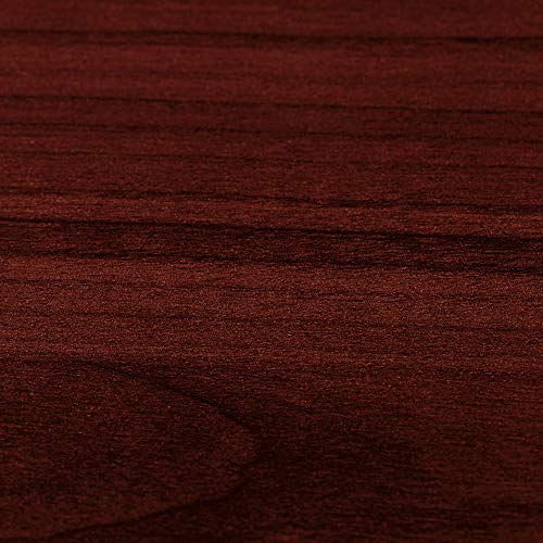 Lorell LLRPMC4814MY Prominence 2.0 Mahogany Laminate Countertop Reception Desk by Lorell (Image #1)