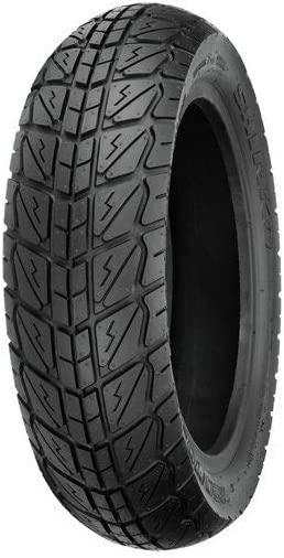 Shinko 723 Series Front Tire 120//70-12 58P Bias Moped Scooter Tubeless DOT Black