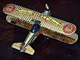 1932 Modified Stearman Shell Coin Bank Airplane Limited Edition