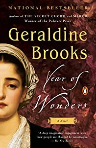 Paperback Year of Wonders: A Novel of the Plague Book