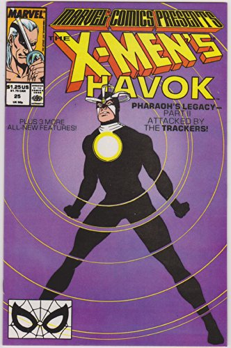 Marvel Comics Presents, Edition# 25