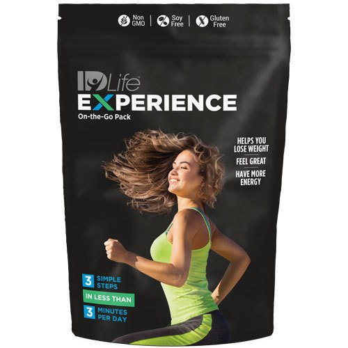 IDLife Experience On-The-Go Pack (Meal Replacement Shake Idlife)