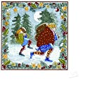 A Classic Childrens' Christmas Audiobook by David Angus Narrated by Sorel Johnson, David Jarvis, David Angus