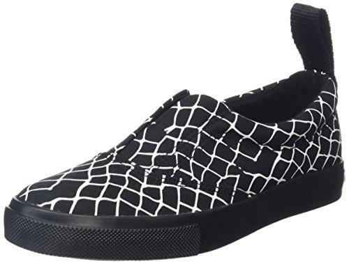 Cheap Monday Unisex Adults' Trip Low-Top Sneakers Black (200) rsoc1EgS4