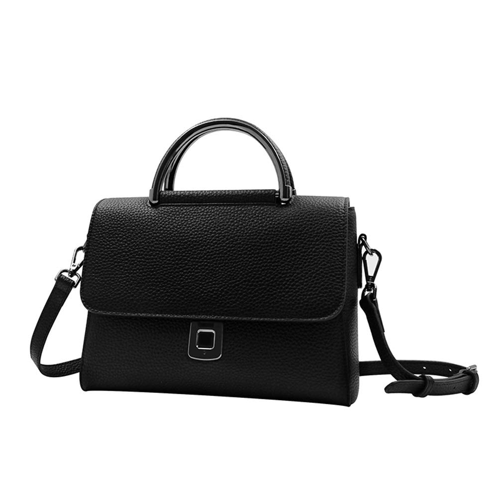 Znesd Large-Capacity Luxury Ladies Handbag Shoulder Bag, Stylish Diagonal Cross-Bag with Fingerprint Unlocking, biometric Fingerprint Unlocking Allows You to Quickly Open The Smart Age by Znesd