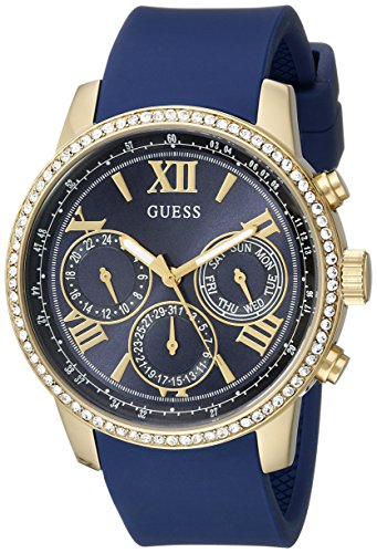 GUESS U0616L2 Gold Tone Stainless Multi function