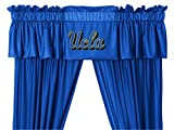 NCAA UCLA Bruins Valance, 88 x 14, Bright Blue