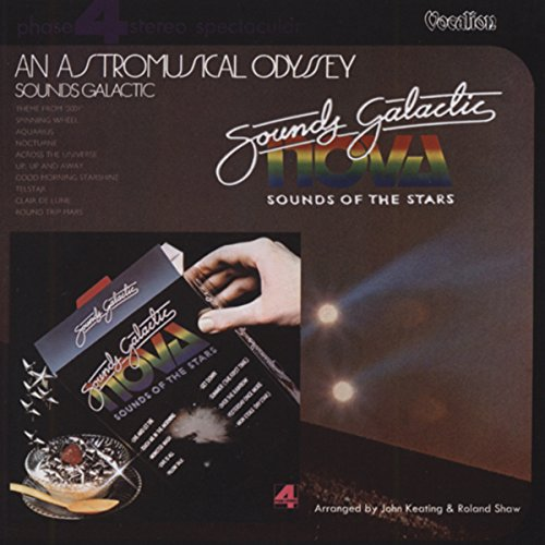 Roland Sample Cds (Astromusical Oddysey & Nova-Sounds of the Stars)