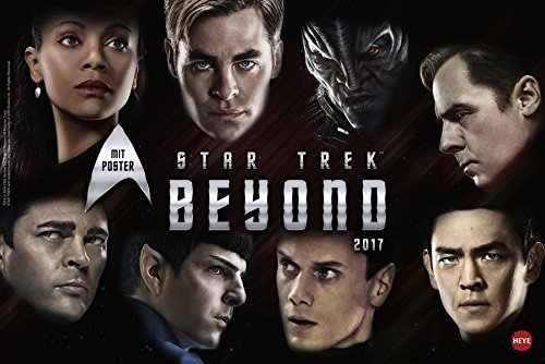 Star Trek Beyond Broschur XL 2017 - Kalender 2017