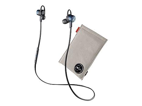Plantronics BackBeat GO 3   Wireless Headphones   Cobalt Black with Charge Case Headphones