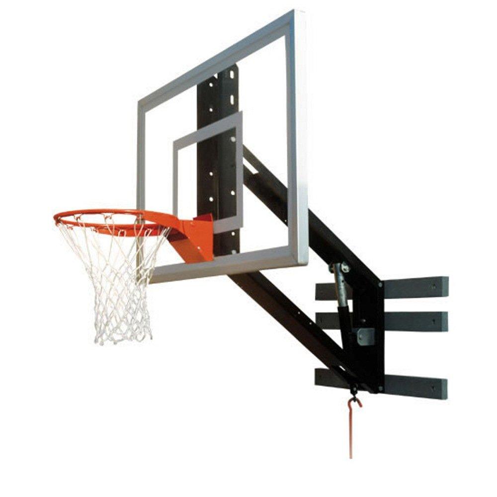 消費税無し 調節可能なバスケットボールゴールby Bison、ファンShaped – Zipクランク B00266ZNP8, Tidy-Chouchou 49402f9d