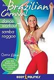 The Brazilian Carnival Dance Workout - Samba Reggae, with Quenia Ribeiro: Samba fitness classes, Brazilian samba instruction