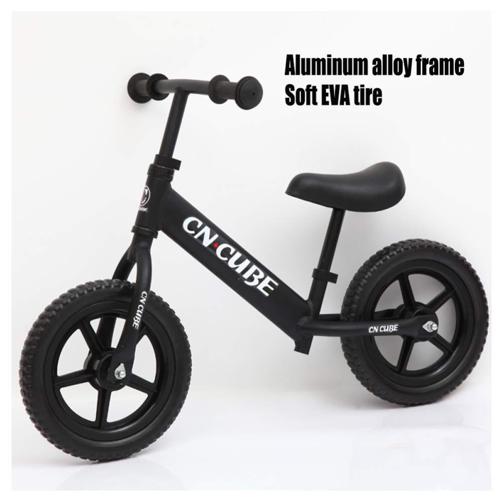 productos creativos D CHRISTMAD Equilibrio Equilibrio Equilibrio De Bicicleta para Niños No-Pedal para 18M  5Years Old Kids Ultralight Ciclismo Práctica De Conducción De Bicicleta Altura del Asiento del Manillar Ajustable Apto para 80-120cm,D  Disfruta de un 50% de descuento.