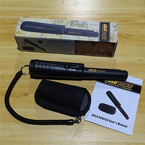 GOLD HUN TER Pro Pointer Metal Detector Detecting Pinpoint Probe by Krittapas Intertrade