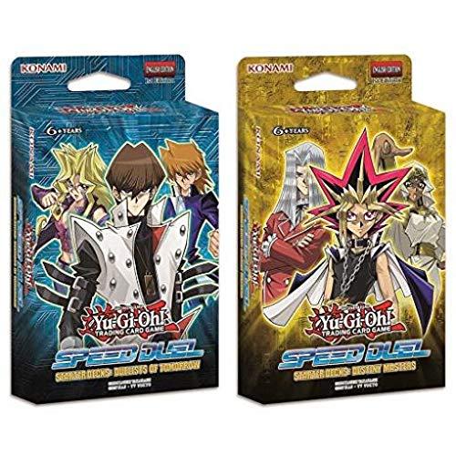 - Konami Yu-Gi-Oh! TCG: Speed Dueling Starter Deck Display