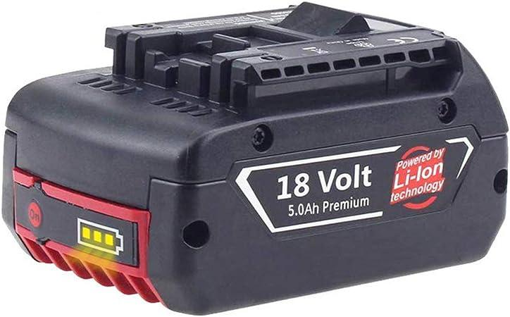 Bosch Batterie d/'origine GBA 18 V 2,0 Ah pour GSR AEC GST GKS
