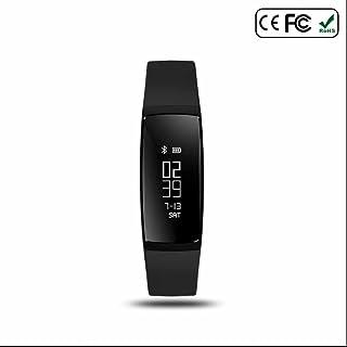 Intelligent bracelet mouvement Smart wristband fitness tracker Bracelets,Pisteur fitness,dormir moniteur,mesure de la pression artérielle,suivi de mouvement,APP Rappel,compatible Smartphone/Iphone/Android