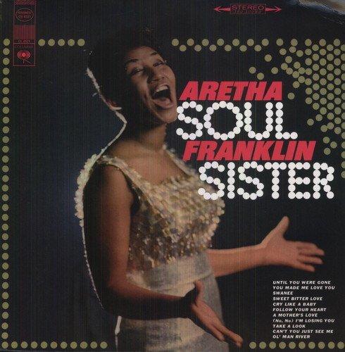 Vinilo : Aretha Franklin - Soul Sister (180 Gram Vinyl)