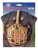 Company of Animals Baskerville Dog Muzzle, Size 15, Rottweiler