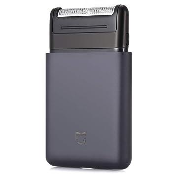 QLQ Razor máquina de Afeitar eléctrica Recargable USB Inteligente ...