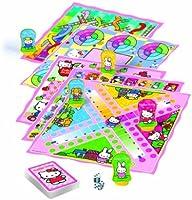 Clementoni 69745.8 - Set de 80 Juegos de Mesa, diseño de Hello Kitty [Importado de Alemania]: Amazon.es: Juguetes y juegos