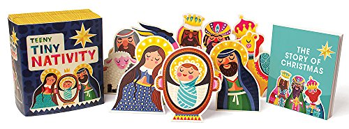 Review Teeny-Tiny Nativity (Miniature Editions)