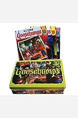 Goosebumps Retro Scream Collection: Limited Edition Tin Paperback