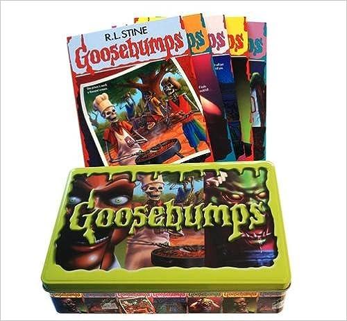 Goosebumps by R. L. Stine