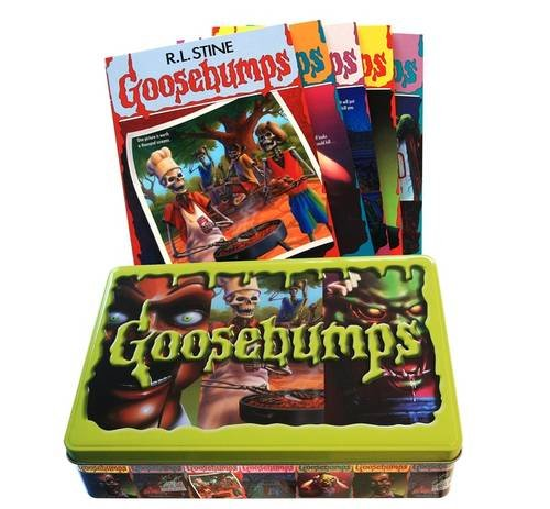 (Goosebumps Retro Scream Collection: Limited Edition)