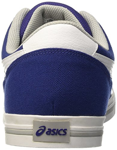Asics Aaron, Scarpe da Ginnastica Uomo Blu (Blue Print/White)