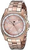 Tommy Hilfiger Women's 1781230 Sport White Bezel Bracelet Watch