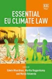 img - for Essential EU Climate Law by Edwin Woerdman (2015-08-28) book / textbook / text book
