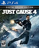 Just Cause 4 Digital Deluxe - PS4 [Digital Code]