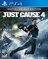 Just Cause 4 Digital Deluxe - PS4 [Digital Code]