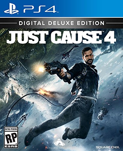 Just Cause 4 Digital Deluxe - PS4 [Digital Code] by Square Enix