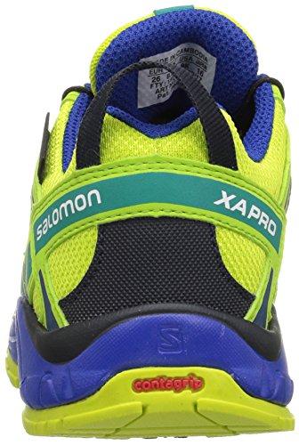 Salomon Scarpe Bambini Lime The Xa acid Impermeabili Da Pro Trail Cswp J Verde 000 Gre tropical 3d Running surf Web rxrXRAq